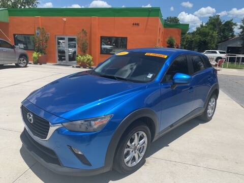 2016 Mazda CX-3 for sale at Galaxy Auto Service, Inc. in Orlando FL