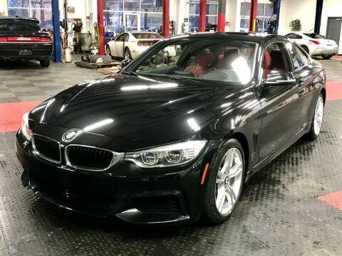 2015 BMW 4 Series for sale at Weaver Motorsports Inc in Cary NC