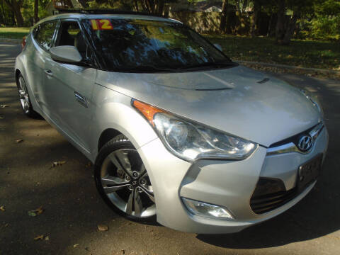 2012 Hyundai Veloster for sale at Sunshine Auto Sales in Kansas City MO