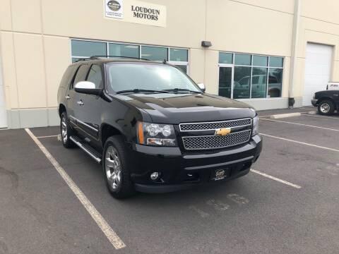 2013 Chevrolet Tahoe for sale at Loudoun Motors in Sterling VA