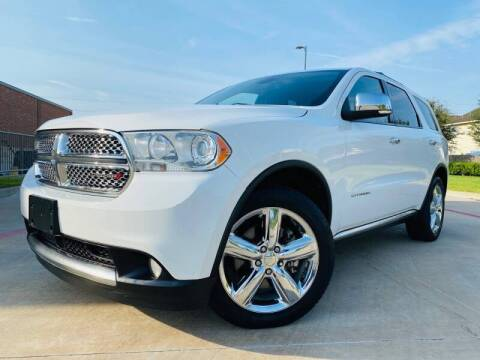 2013 Dodge Durango for sale at AUTO DIRECT Bellaire in Houston TX