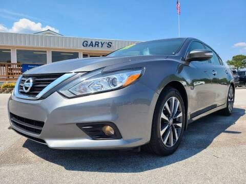 2017 Nissan Altima for sale at Gary's Auto Sales in Sneads Ferry NC
