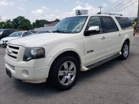 2007 Ford Expedition EL for sale at Salem Auto Sales in Salem VA