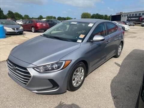 2017 Hyundai Elantra for sale at FREDY USED CAR SALES in Houston TX