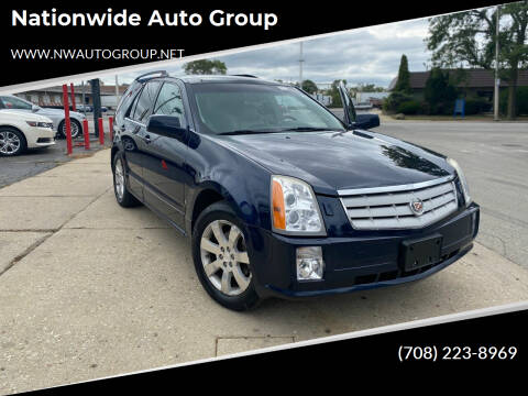 2006 Cadillac SRX for sale at Nationwide Auto Group in Melrose Park IL