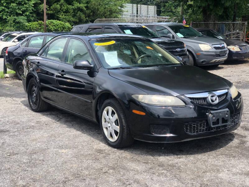 2006 Mazda MAZDA6 for sale at TEAM AUTO SALES in Atlanta GA