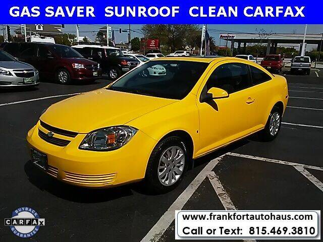 2009 Chevrolet Cobalt for sale in Frankfort, IL