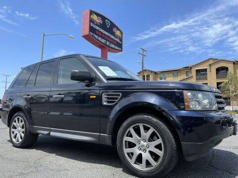 2007 Land Rover Range Rover Sport for sale in Long Beach, CA