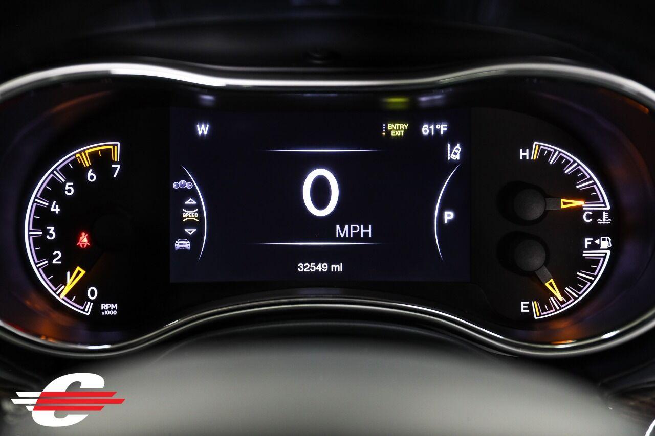 Cantech automotive: 2018 Jeep Grand Cherokee 5.7L V8 SUV