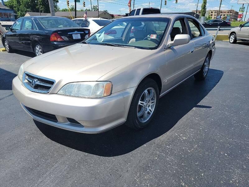 2001 Acura TL for sale at Rucker's Auto Sales Inc. in Nashville TN