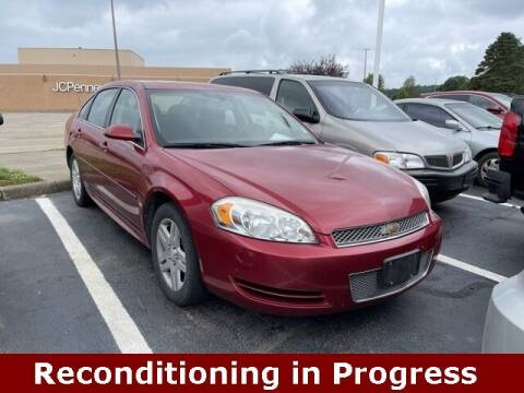 2014 Chevrolet Impala Limited for sale at Jeff Drennen GM Superstore in Zanesville OH