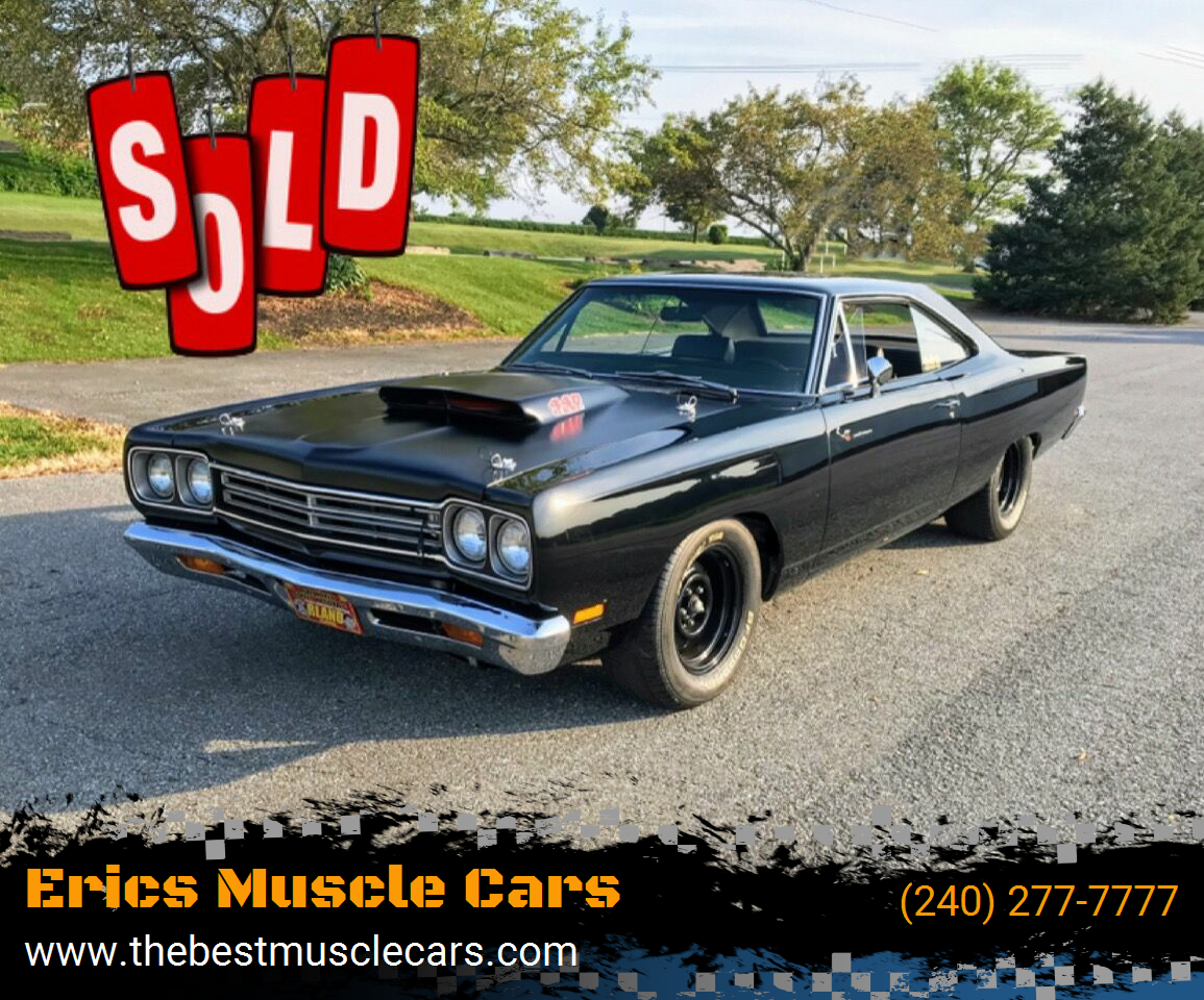 1969 Plymouth Roadrunner SOLD SOLD SOLD