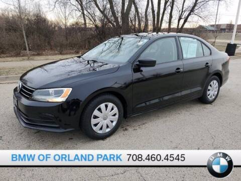 2016 Volkswagen Jetta for sale at BMW OF ORLAND PARK in Orland Park IL