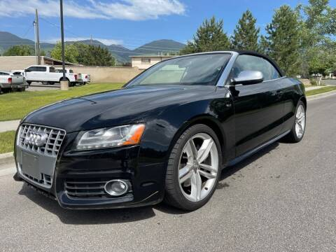 2010 Audi S5 for sale at A.I. Monroe Auto Sales in Bountiful UT