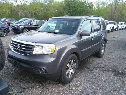 2012 Honda Pilot for sale at Cj king of car loans/JJ's Best Auto Sales in Troy MI