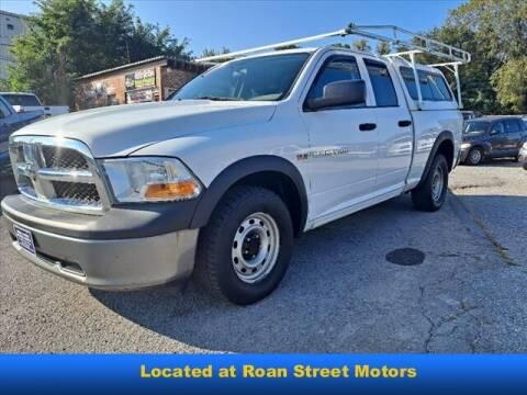 2011 RAM Ram Pickup 1500 for sale at PARKWAY AUTO SALES OF BRISTOL - Roan Street Motors in Johnson City TN