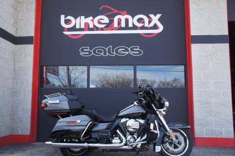 2014 Harley-Davidson Electra Glide Ultra Limited for sale at BIKEMAX, LLC in Palos Hills IL