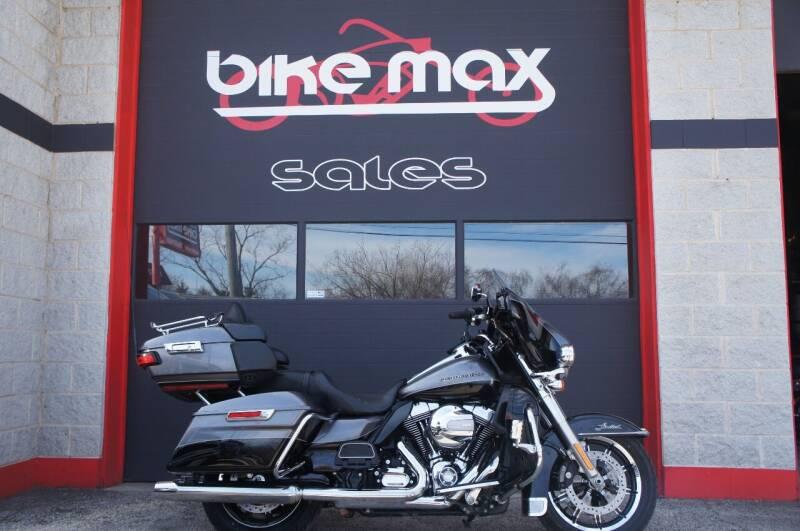 2014 Harley-Davidson Electra Glide Ultra Limited for sale at BIKEMAX, LLC in Palos Hills IL