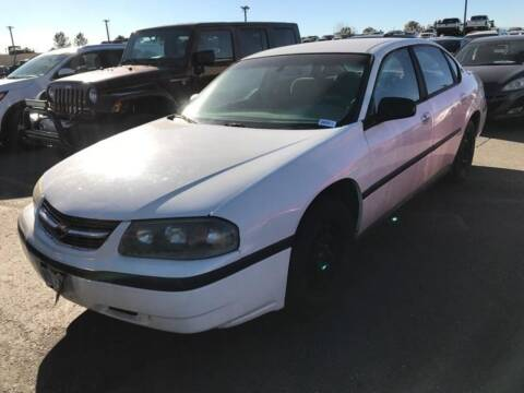 2001 Chevrolet Impala for sale at DK Super Cars in Cheyenne WY