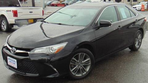 2017 Toyota Camry for sale at Dependable Used Cars in Anchorage AK