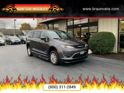 2017 Chrysler Pacifica for sale at Adaptive Mobility Wheelchair Vans in Seekonk MA