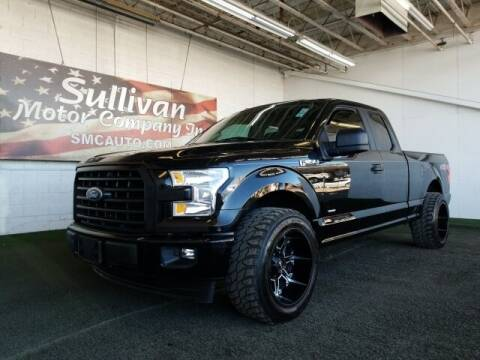 2017 Ford F-150 for sale at SULLIVAN MOTOR COMPANY INC. in Mesa AZ