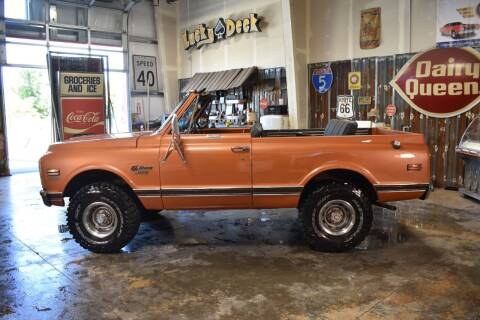 1970 Chevrolet Blazer for sale at Cool Classic Rides in Redmond OR