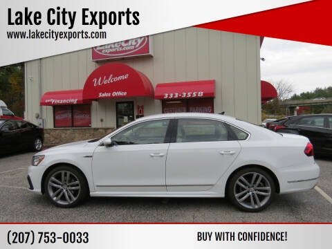 2017 Volkswagen Passat for sale at Lake City Exports - Lewiston in Lewiston ME