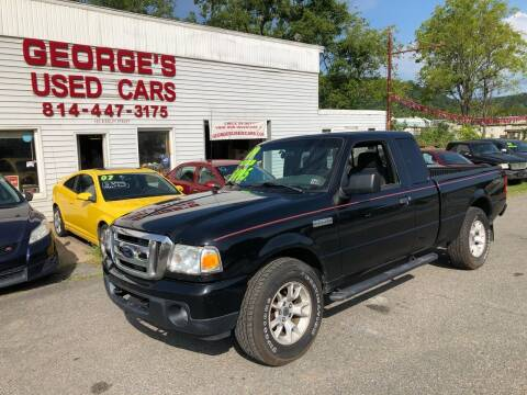 2009 Ford Ranger for sale at George's Used Cars Inc in Orbisonia PA