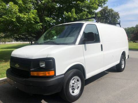 2014 Chevrolet Express Cargo for sale at NEW ENGLAND AUTO MALL in Lowell MA