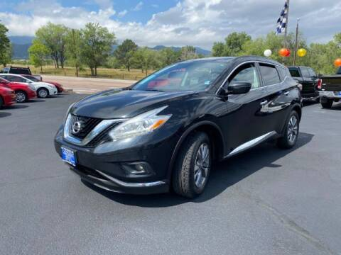2016 Nissan Murano for sale at Lakeside Auto Brokers Inc. in Colorado Springs CO