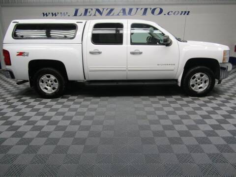 2012 Chevrolet Silverado 1500 for sale at LENZ TRUCK CENTER in Fond Du Lac WI