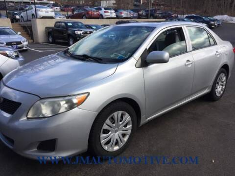 2010 Toyota Corolla for sale at J & M Automotive in Naugatuck CT