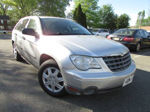 2008 Chrysler Pacifica for sale at K & S Motors Corp in Linden NJ