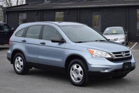 2010 Honda CR-V for sale at GREENPORT AUTO in Hudson NY
