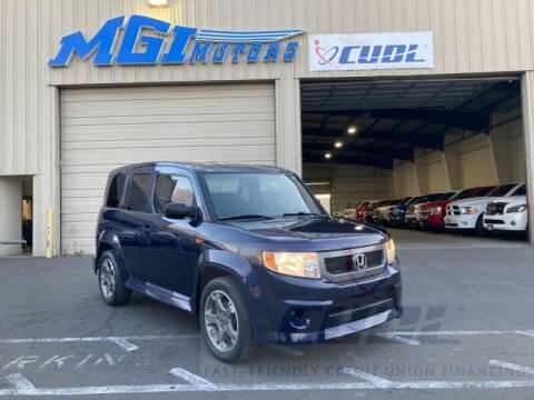 2009 Honda Element for sale at MGI Motors in Sacramento CA