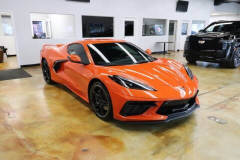 2021 Chevrolet Corvette for sale at RPT SALES & LEASING in Orlando FL