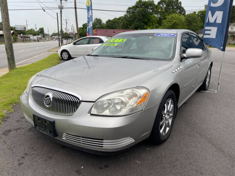 2007 Buick Lucerne for sale at Cars for Less in Phenix City AL