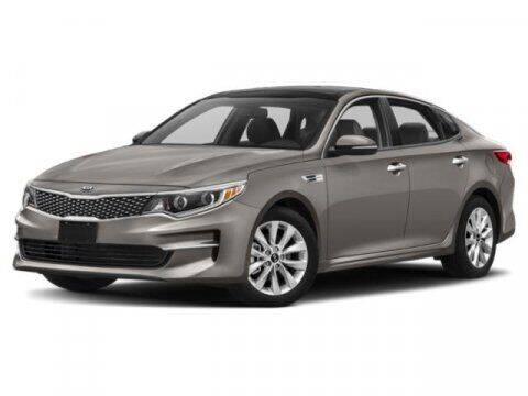 2018 Kia Optima for sale at Scott Evans Nissan in Carrollton GA