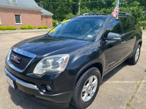 2008 GMC Acadia for sale at Hilton Motors Inc. in Newport News VA
