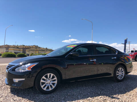 2015 Nissan Altima for sale at 1st Quality Motors LLC in Gallup NM
