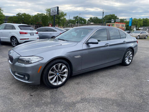 2016 BMW 5 Series for sale at BWK of Columbia in Columbia SC