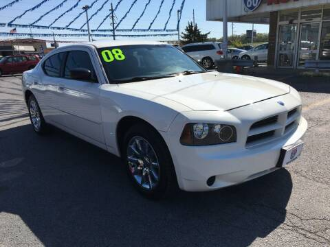 2008 Dodge Charger for sale at I-80 Auto Sales in Hazel Crest IL