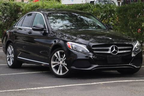 2017 Mercedes-Benz C-Class for sale at Jersey Car Direct in Colonia NJ