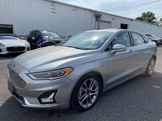 2020 Ford Fusion Hybrid for sale in Sewell, NJ