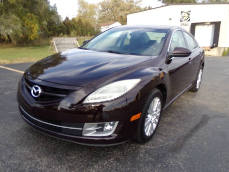 2010 Mazda MAZDA6 for sale at Rose Auto Sales & Motorsports Inc in McHenry IL
