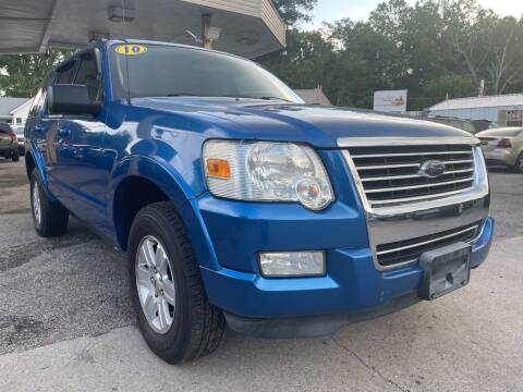 2010 Ford Explorer for sale at King Louis Auto Sales in Louisville KY