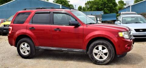 2010 Ford Escape for sale at PINNACLE ROAD AUTOMOTIVE LLC in Moraine OH