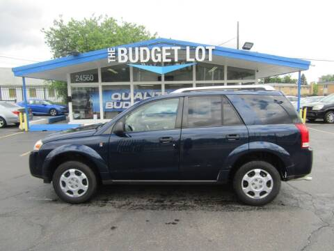 2007 Saturn Vue for sale at THE BUDGET LOT in Detroit MI
