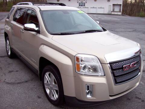 2011 GMC Terrain for sale at Clift Auto Sales in Annville PA